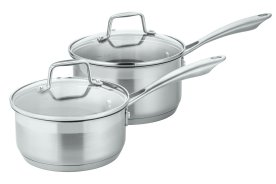 Chef's Star Professional Grade Stainless Steel 17 Piece Pots & Pans Set Review
