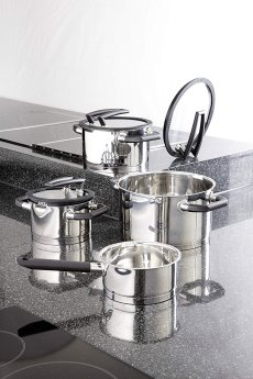 ELO 7-Piece stainless steel cookware set Review