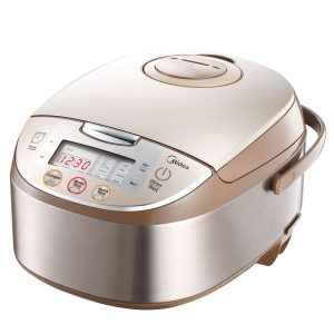 Midea Mb-fs5017 10 Cup Rice Cooker & Steamer & Slow Cooker