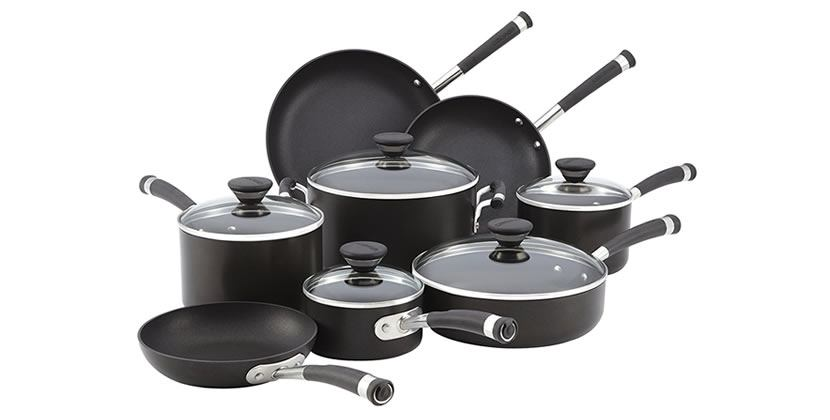 Circulon 83465 Acclaim 13-Piece Cookware Set Review