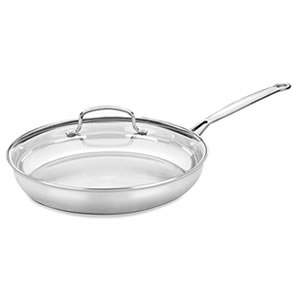 Cuisinart 722-30G Chef's Classic 12-Inch Skillet