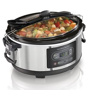 Hamilton Beach 33957 Programmable Slow Cooker Review