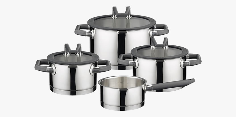 ELO Cookware 7-Piece Black Pearl Stainless Steel Cookware Review