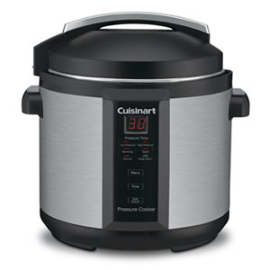 Cuisinart CPC-600AMZ 1000-Watt 6-Quart Electric Pressure Cooker Review