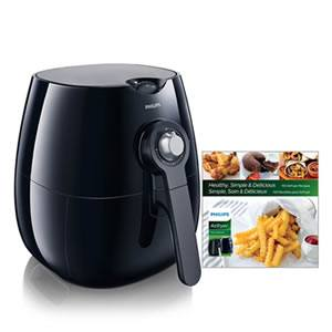 Philips Airfryer with Bonus 150+Recipe Cookbook Review - best air fryer