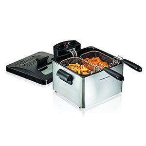 Hamilton Beach (35036) Electric Deep Fryer