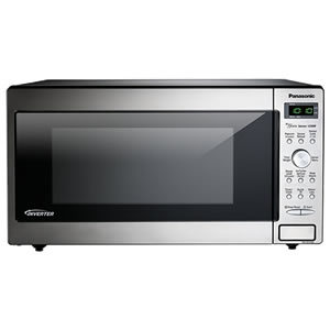 Panasonic NN-SD745S Countertop Microwave Review - best countertop microwaves