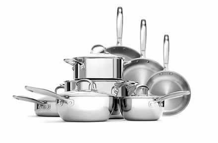 Top stainless steel cookware 2017 2