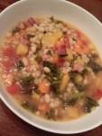 Kielbasa, Kale, and Bean Soup