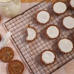 Graham Cracker Crust Cookies