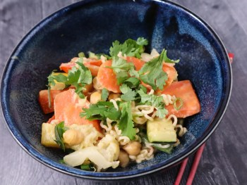 Veggie Thai Green Curry | Make Take-out at Home