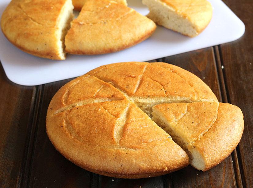 ETHIOPIAN BREAD - Cook with Kushi
