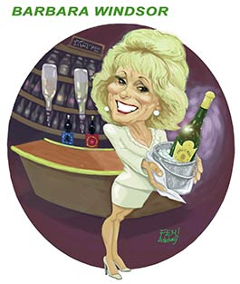 Cool-Caricatures for publication- Barbara Windsor