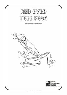 Amphibians and reptiles coloring pages Cool Coloring Pages