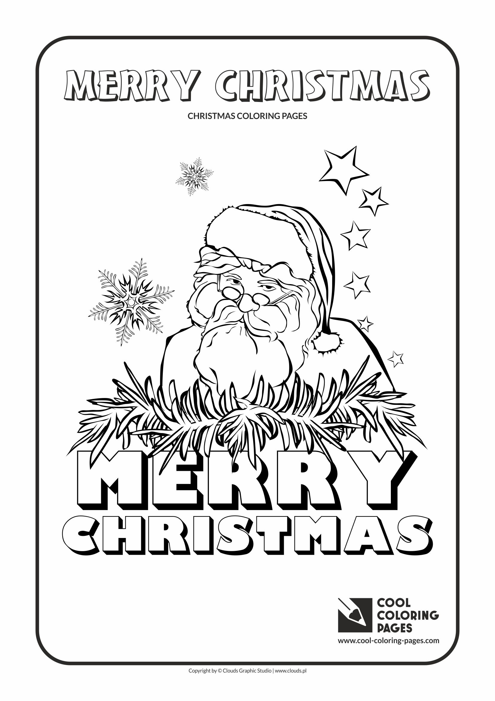 Cold Santa Claus Coloring Pages Coloring Pages