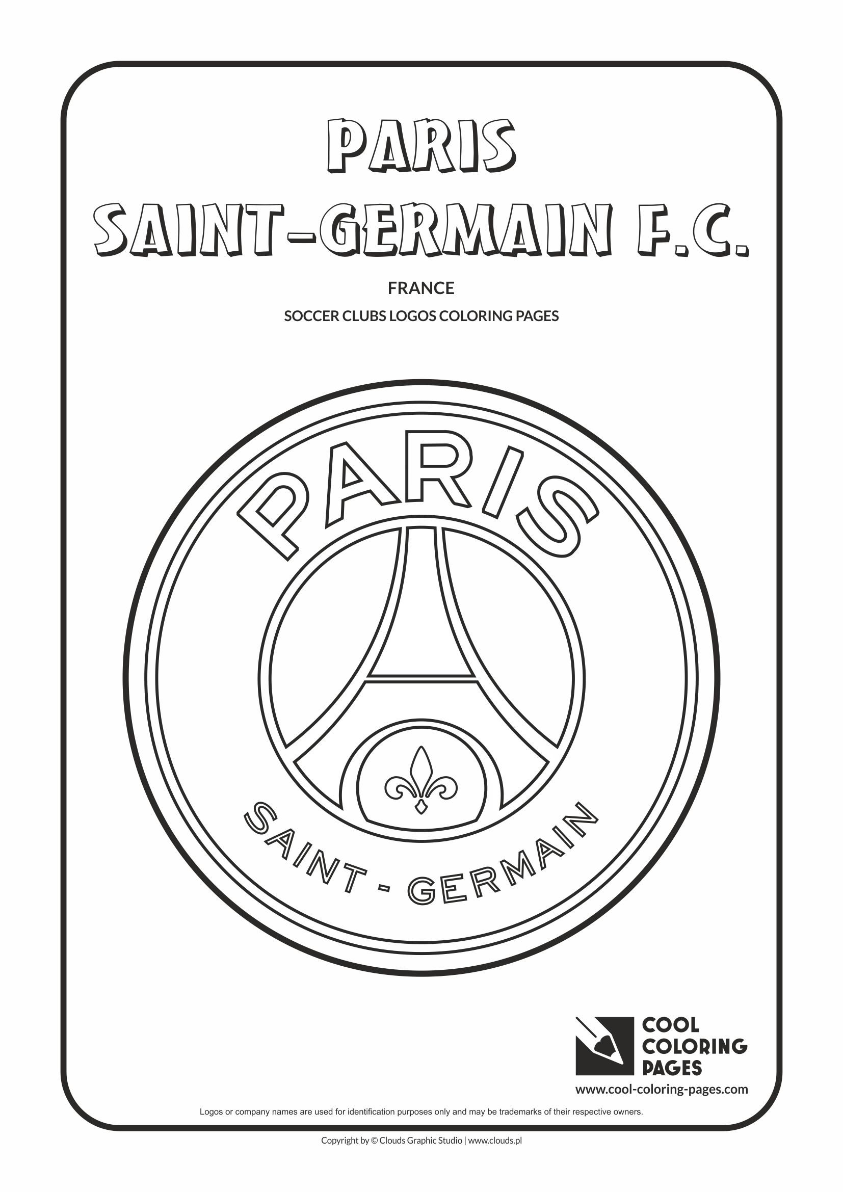 Psg Coloring Pages Coloring Pages