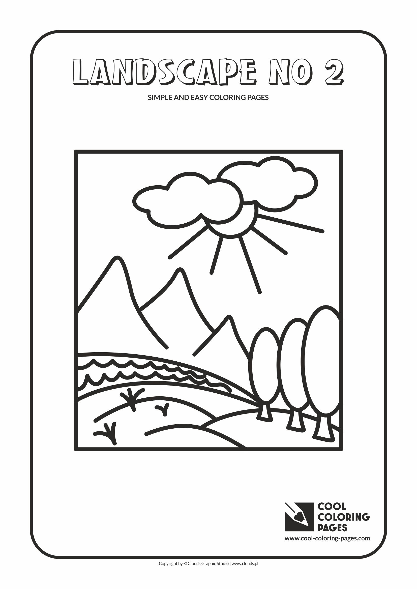 Easy Pages For Special Ed Coloring Pages