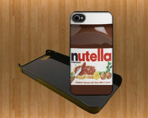 Nutella iPhone case for fashionista, fashion iPhone case, Best iPhone cases for women by Cool-GiftIdeas.com