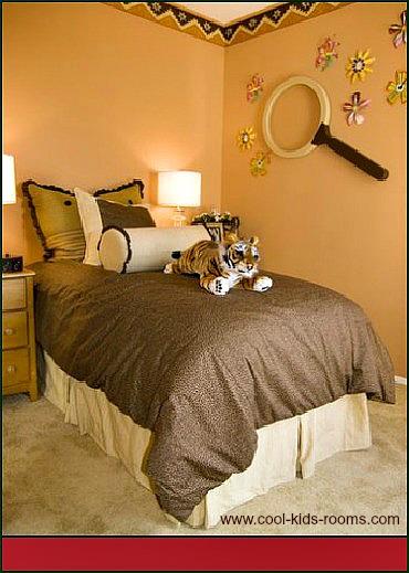 unique bedroom room decorating ideas Unique Wall Decorating Ideas