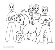 Printable Wiggles Coloring Pages For Kids Cool2bKids