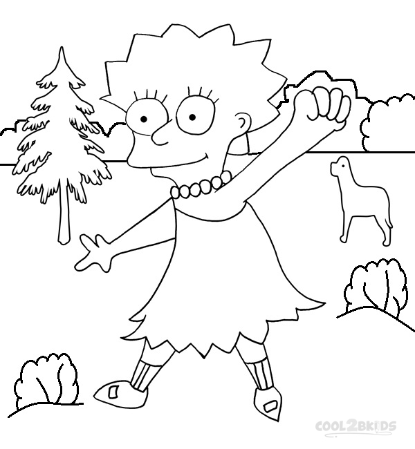 Free coloring pages of principal