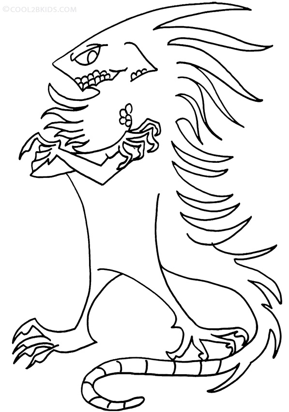 ble i Colouring Pages