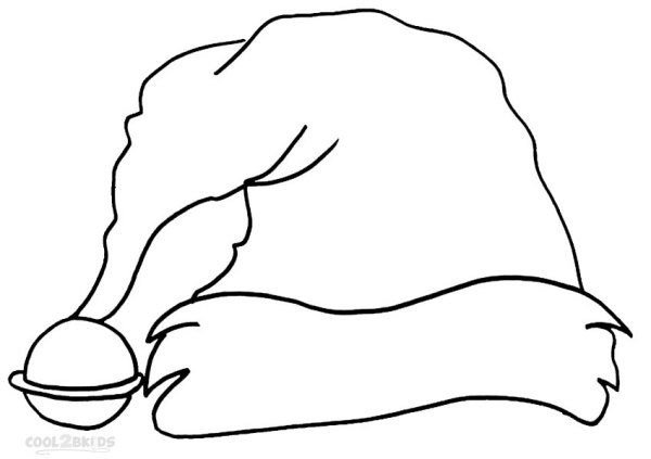 coloring pages of santa claus # 45