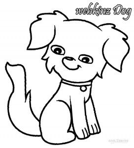 Printable Webkinz Coloring Pages For Kids