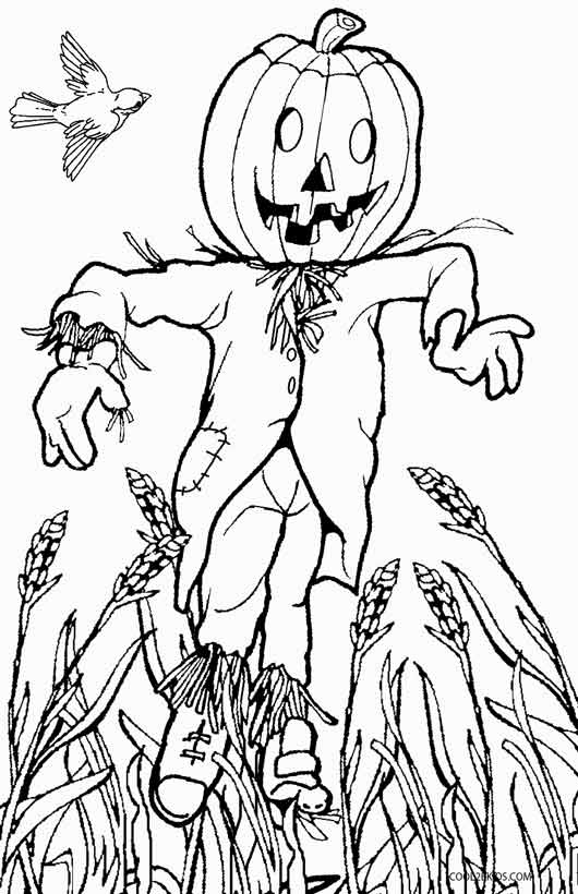 Scarecrow Batman Coloring Pages Coloring Pages