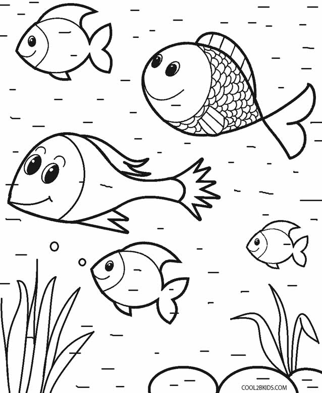 Printable Toddler Coloring Pages For Kids | Cool2bKids | coloring sheets for toddlers