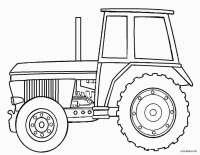 Traktor Malvorlagen John Deere Tractor Coloring Pages