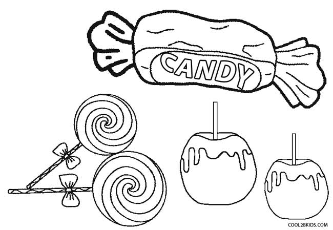 Cotton Candy Coloring Pages Coloring Coloring Pages