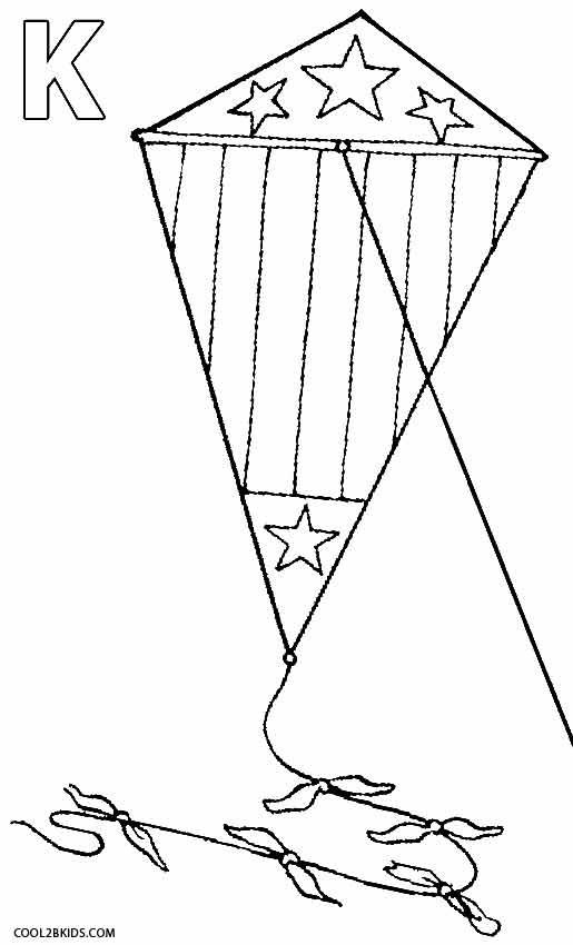Chinese Kites Coloring Pages Coloring Pages