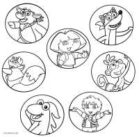 Nick Jr Coloring Pages Shimmer And Shine Google Twit ...