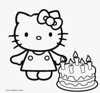 Free Printable Hello Kitty Coloring Pages For Pages ...