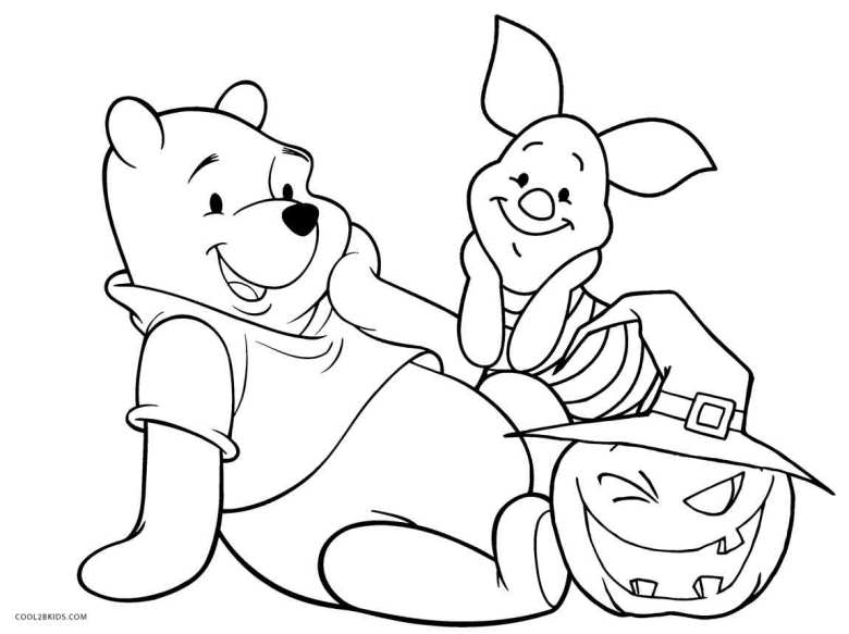 free printable winnie the pooh coloring pages for kids | cool2bkids