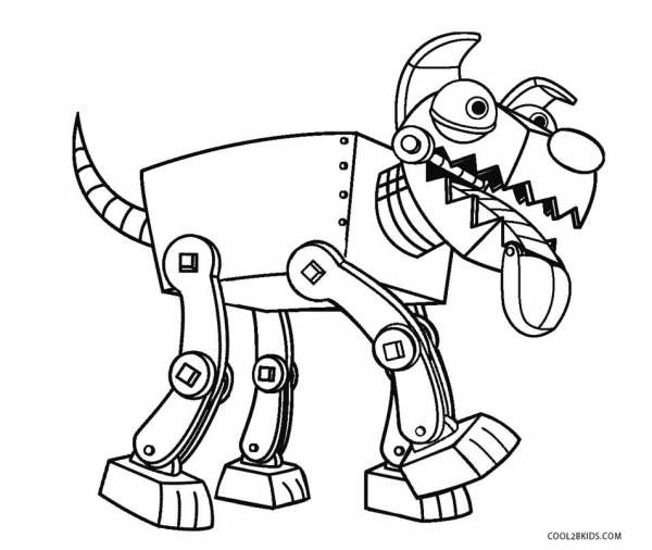 20 Robot Coloring Sheets Ideas And Designs