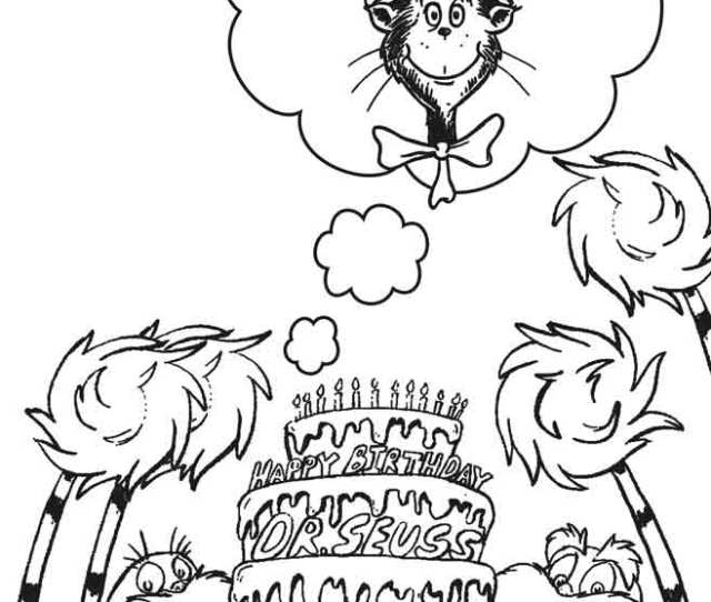 Free Printable Dr Seuss Coloring Pages For Kids Coolbkids