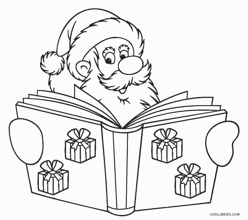 Santa Claus Coloring Page on Acme Guitar Works Wiring Diagrams