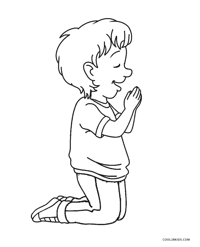 Free Printable Boy Coloring Pages For Kids Cool2bKids