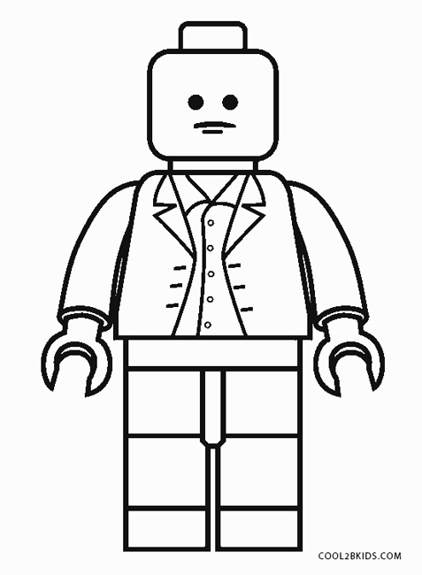 legos coloring pages # 10
