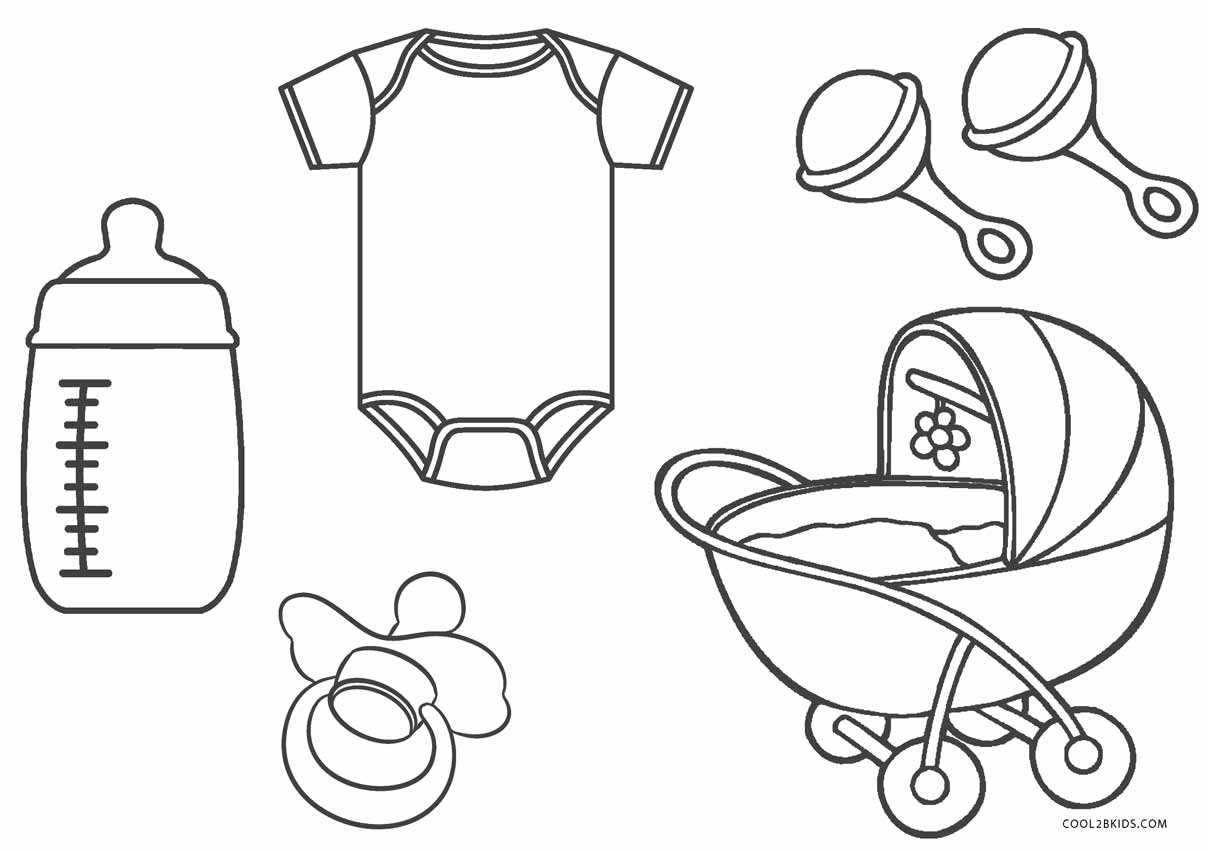 Baby Coloring Worksheet Printable Worksheets And Activities For Teachers Parents Tutors And Homeschool Families