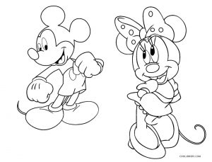 Free Printable Mickey Mouse Clubhouse Coloring Pages For