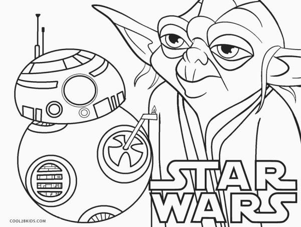 star wars printable coloring pages # 71