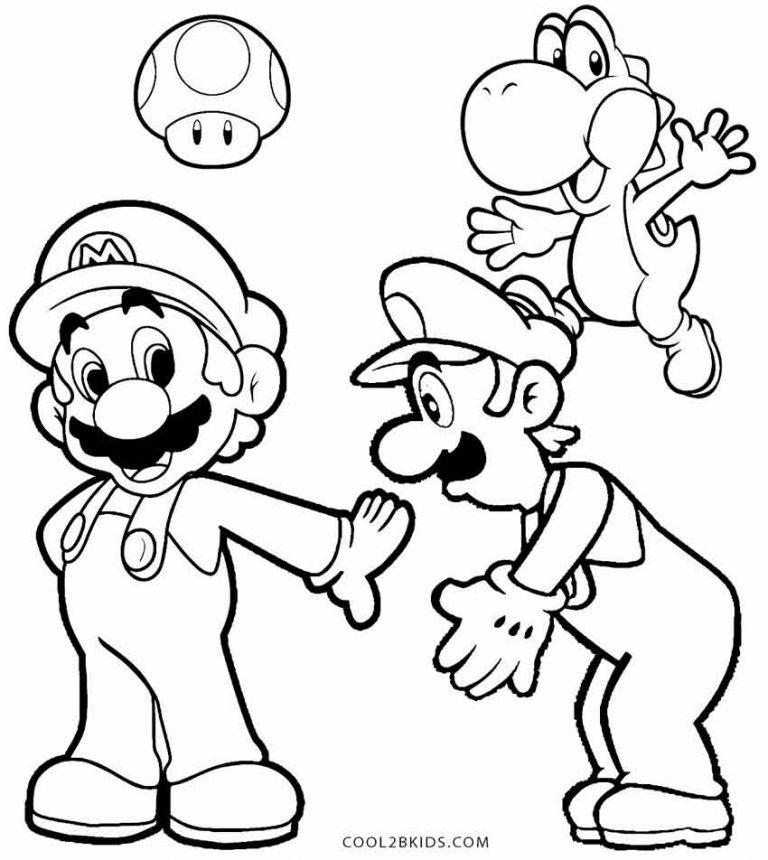 Luigi Malvorlage