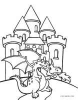 Ausmalbilder Schloss   Malvorlagen kostenlos zum ausdrucken