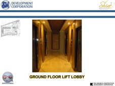 Shine Residences Lift Lobby