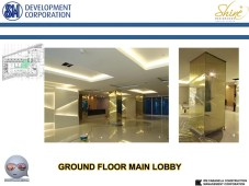 Shine Residences Main Lobby