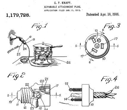 The origins of the Australian plug