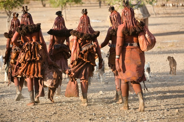 Popular Ancient Tribes of Africa | CoolaBoo - Education Site
